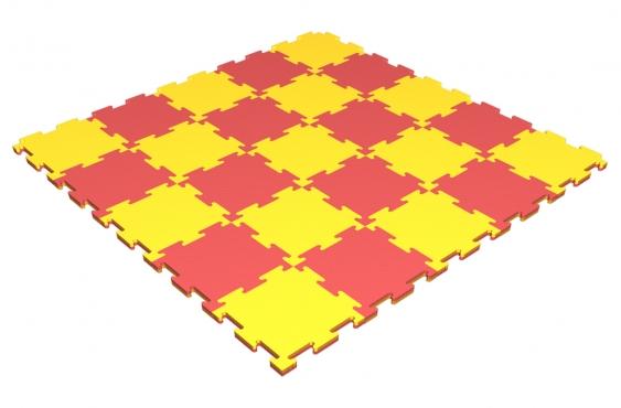 Мат пазл Wallbarz Puzzle Mat 25