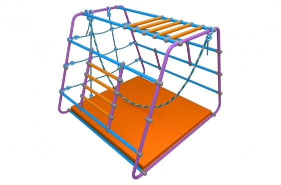Развивающий комплекс для детей BabyBarz - макет