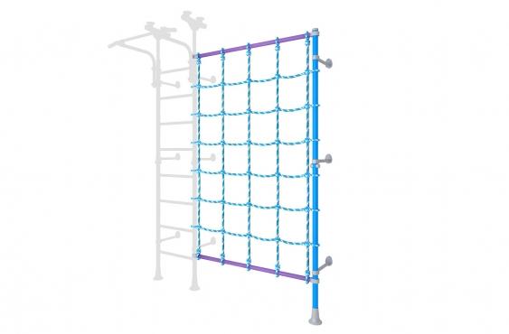 Сетка из каната Wallbarz Grid S