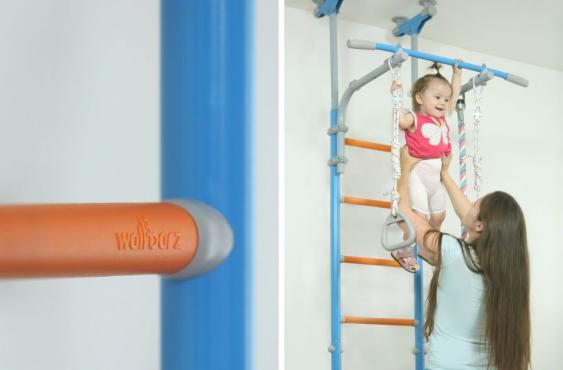Шведская стенка Wallbarz Family