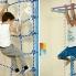Шведская стенка Wallbarz Nets (мини-слайд)