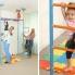 Детский комплекс Wallbarz Jungle Dome (мини-слайд)