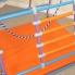 Шведская стенка для ребенка до 3-х лет - вид сбоку (мини-слайд)