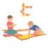 Мат пазл Wallbarz Puzzle Mat 15 (мини-слайд)