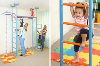 Укрепление нервной системы ребенка на Wallbarz Jungle Dome