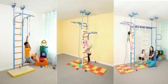 Конструкция шведской стенки: виды