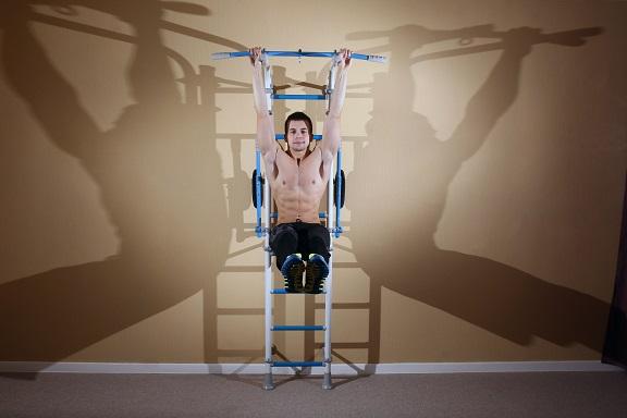 Физические упражнения в домашних условиях c Wallbarz
